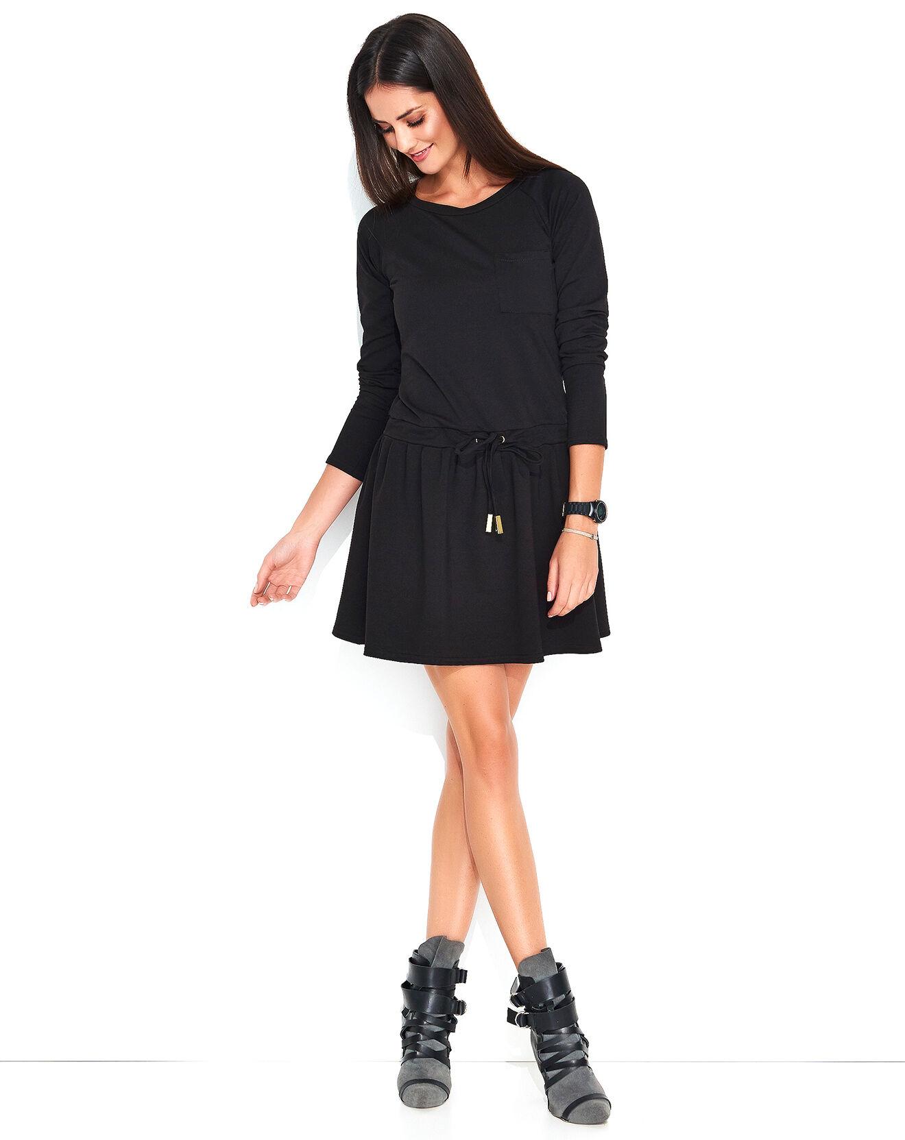 Robe Audrey noire