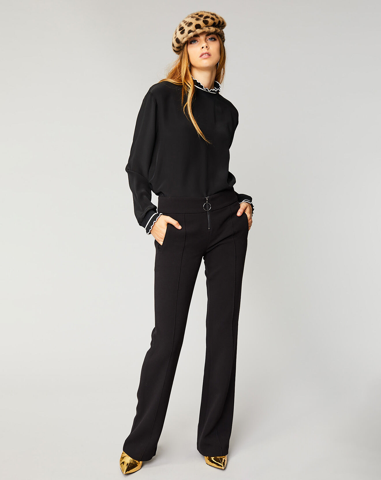 Pantalon Patio noir