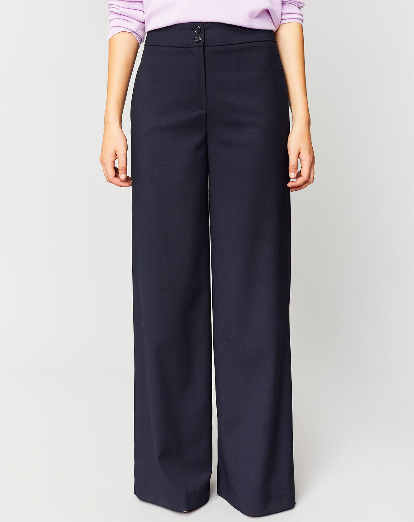 Pantalon Poudre noir