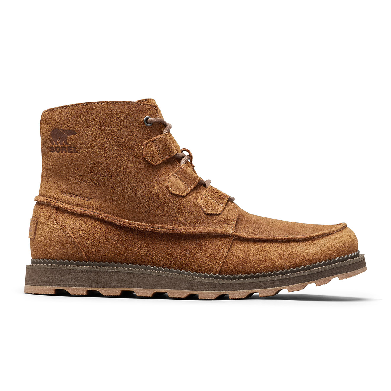 Chaussures imperméables en Velours de Cuir Madson - Sorel - Modalova
