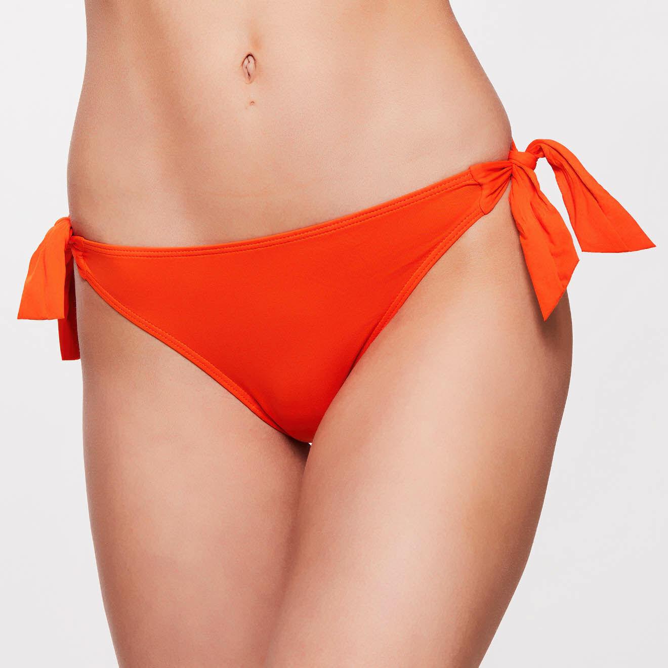 Bas de maillot Carina orange - Dnud - Modalova
