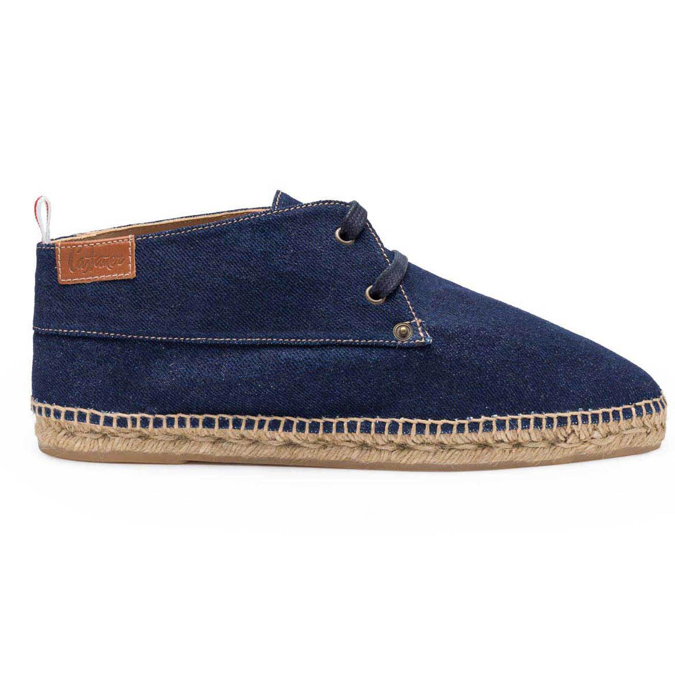 Chukka boots Bruno bleues - Castaner - Modalova