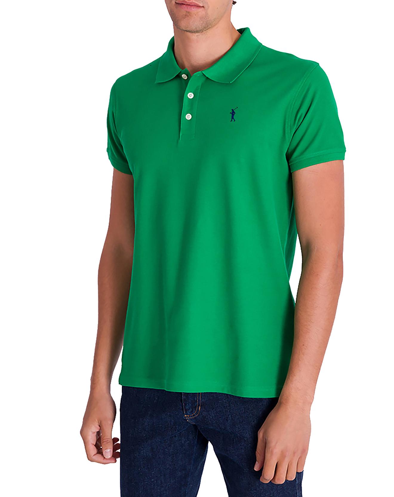 Polo Mini Rigby vert
