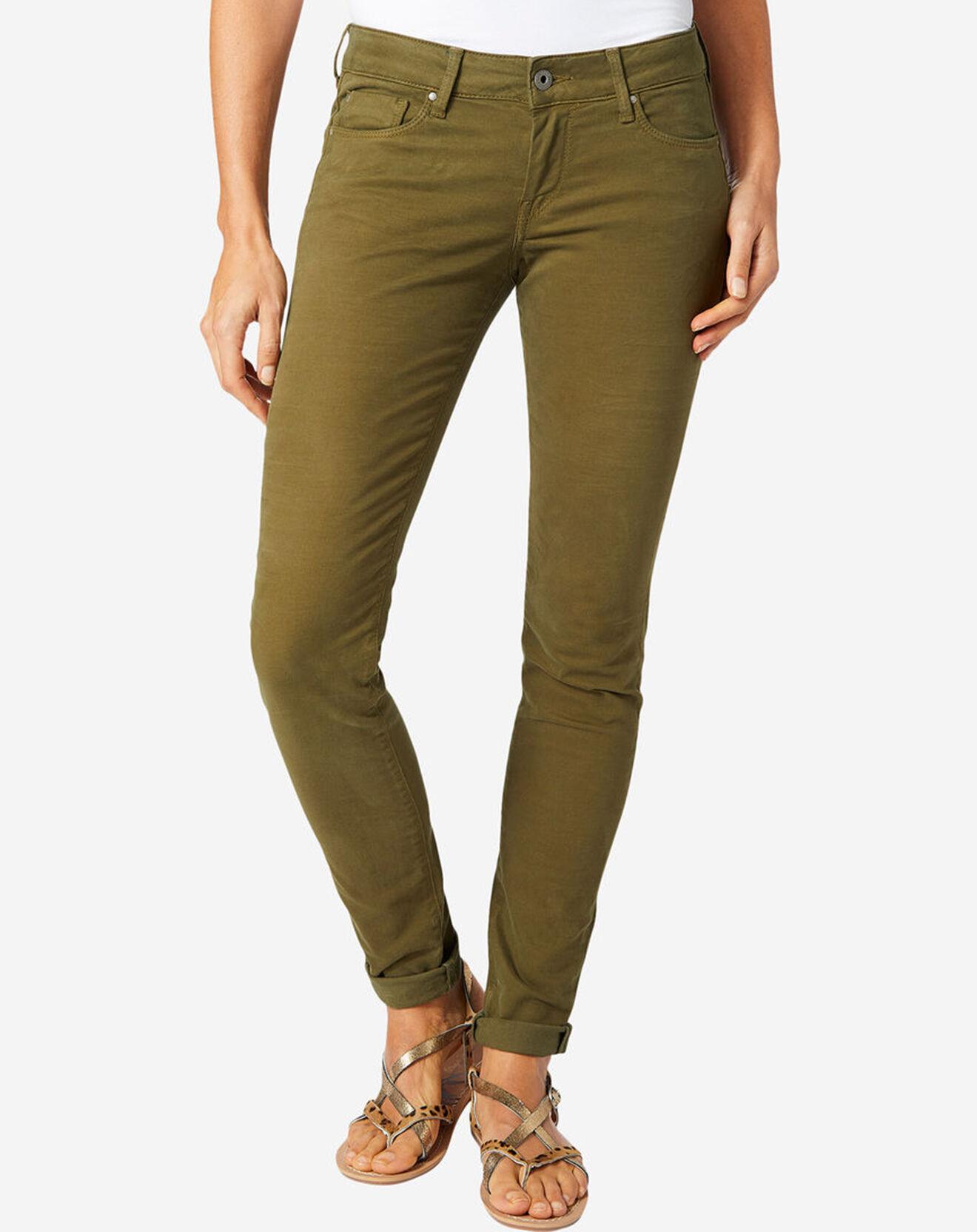Jean skinny Soho kaki - Pepe Jeans - Modalova