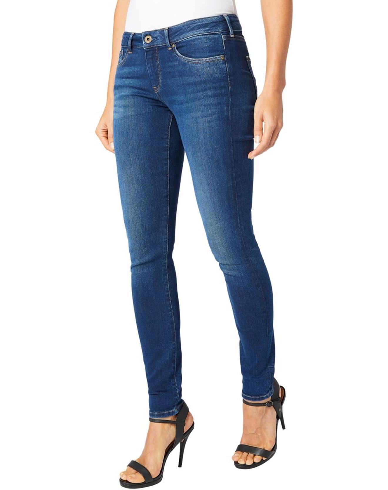Jean skinny Pixie bleu - Pepe Jeans - Modalova