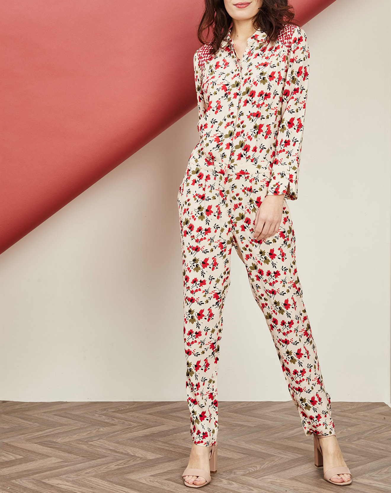 Combinaison Coquelicot rouge - Stella Forest - Modalova