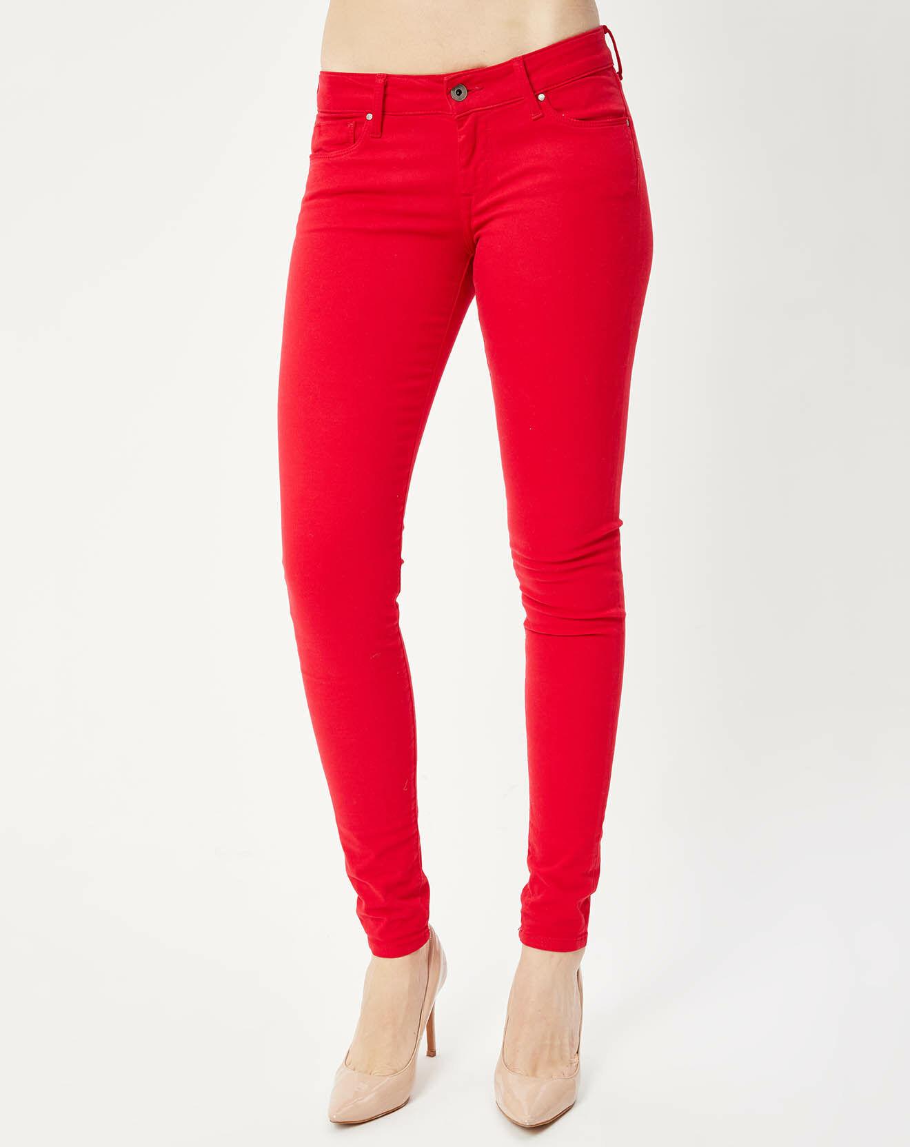 Jean skinny Soho rouge - Pepe Jeans - Modalova