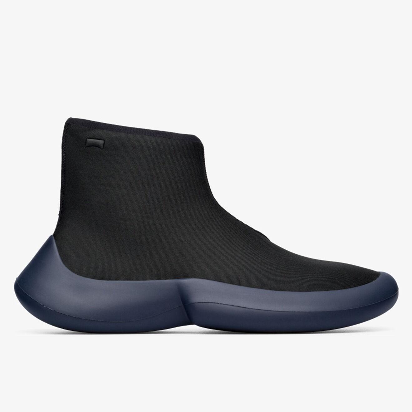 Baskets montantes ABS noires - Camper - Modalova