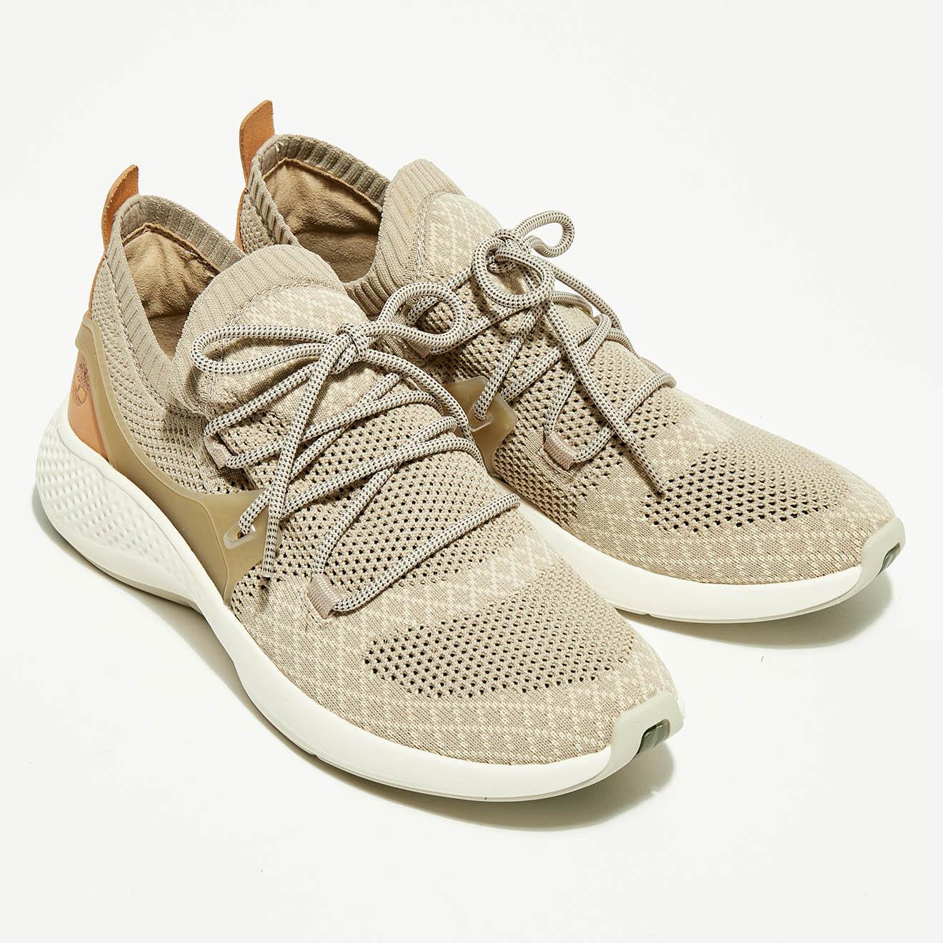 Sneakers en Mesh Flyrm beiges - Timberland - Modalova