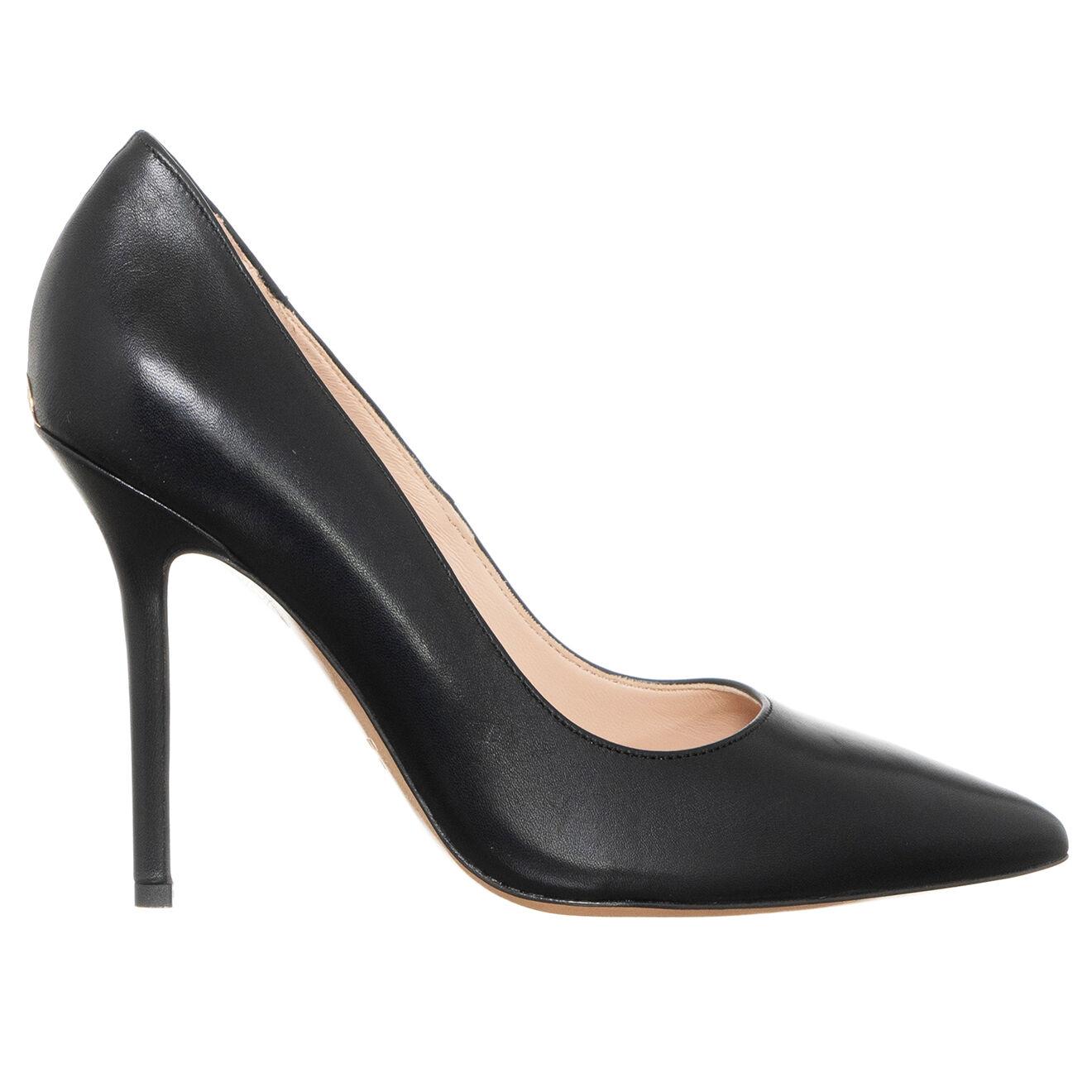 Escarpins Cuir Marilyn noirs - Talon 10 cm - Liu-Jo - Modalova