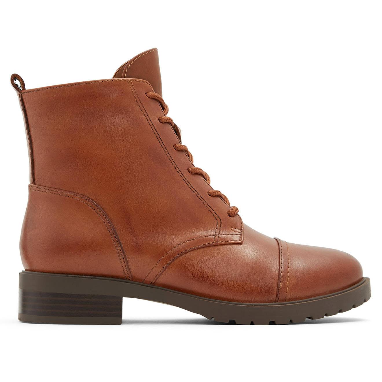 Boots en Cuir Grenani cognac - Aldo - Modalova