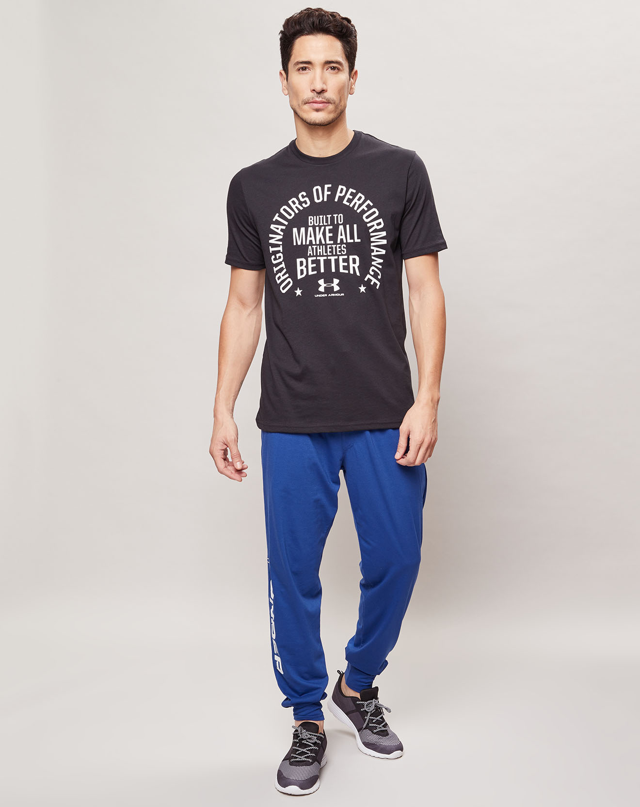 T-Shirt Make All Athletes Better - Under Armour - Modalova