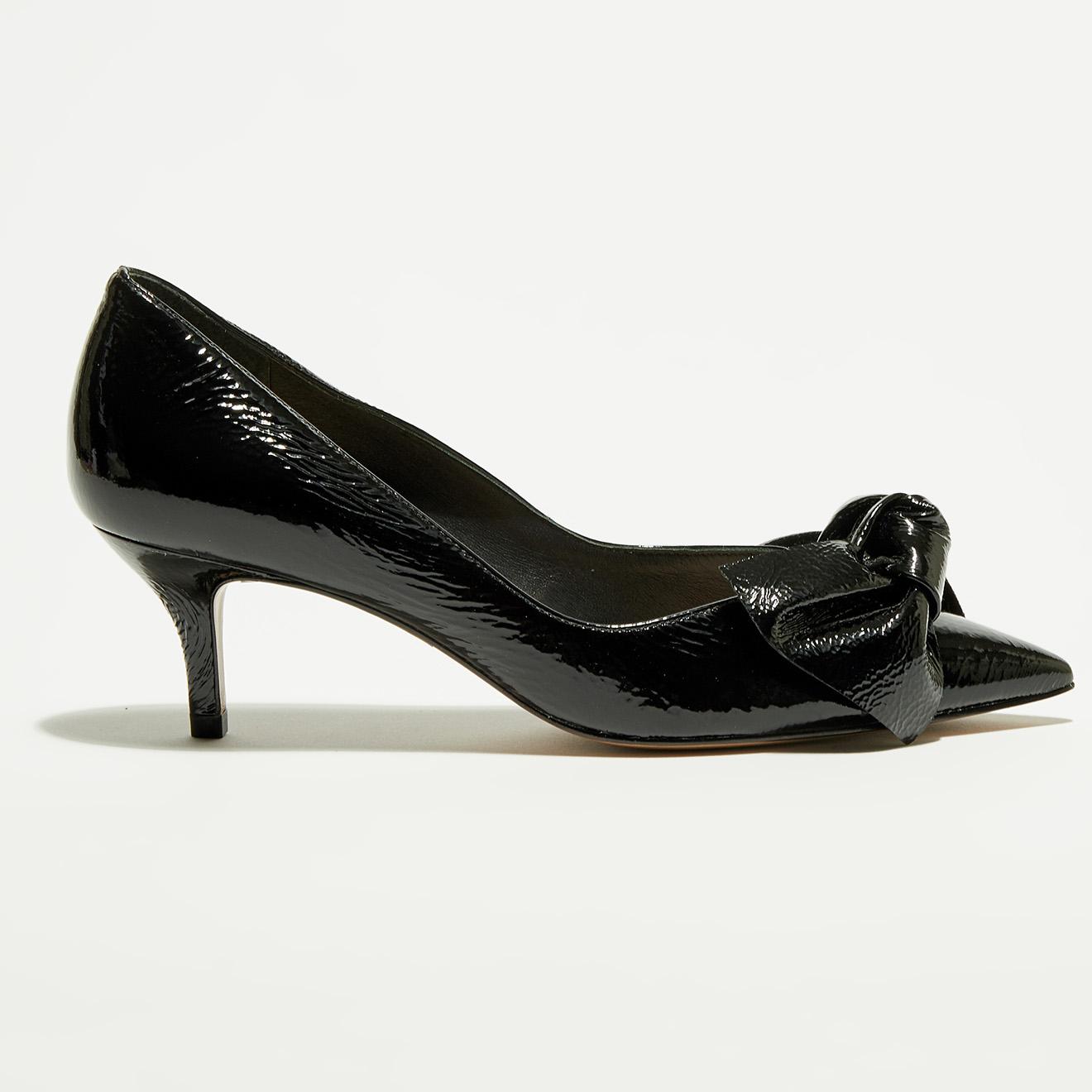 Escarpins en Cuir Venisa noirs - Talon 5 cm - Cosmoparis - Modalova
