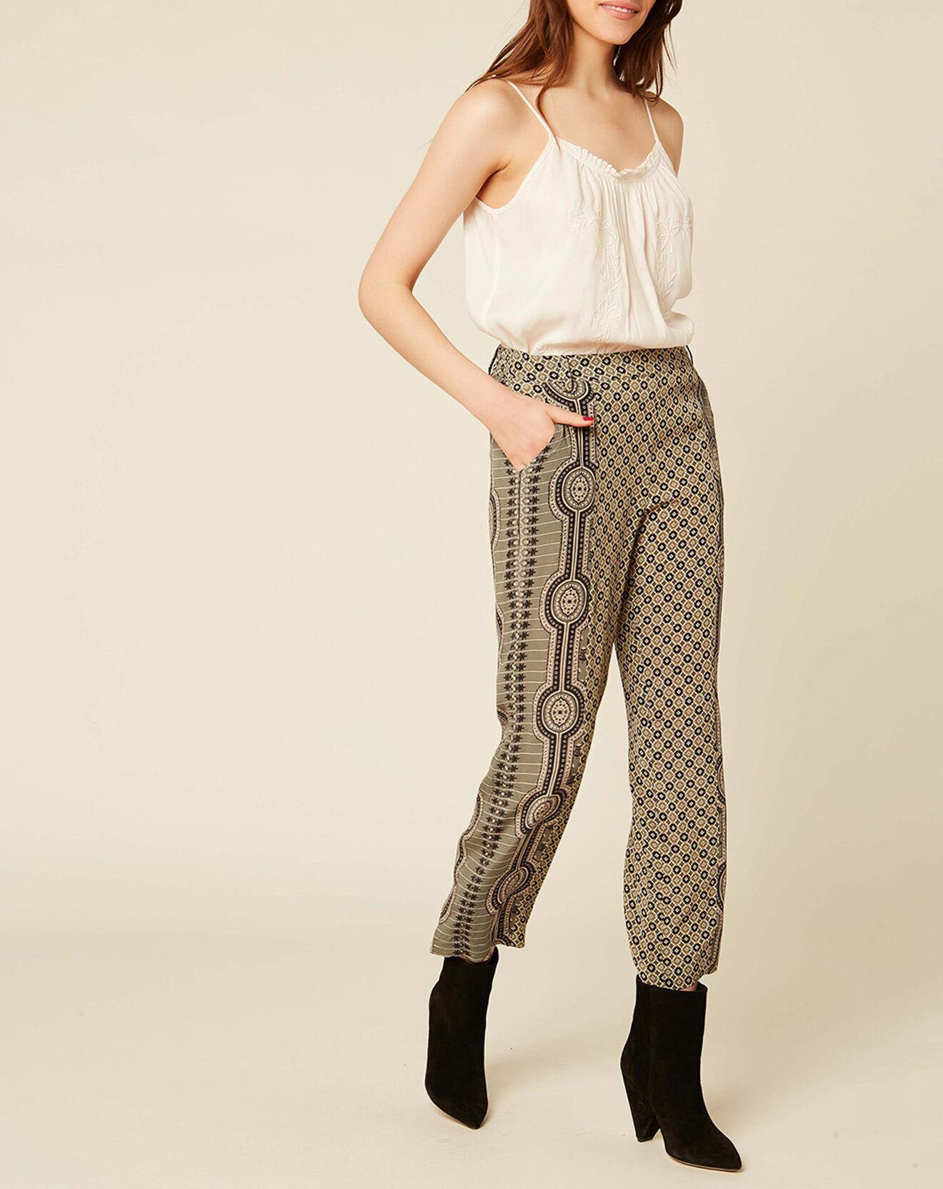 Pantalon Java kaki - Stella Forest - Modalova
