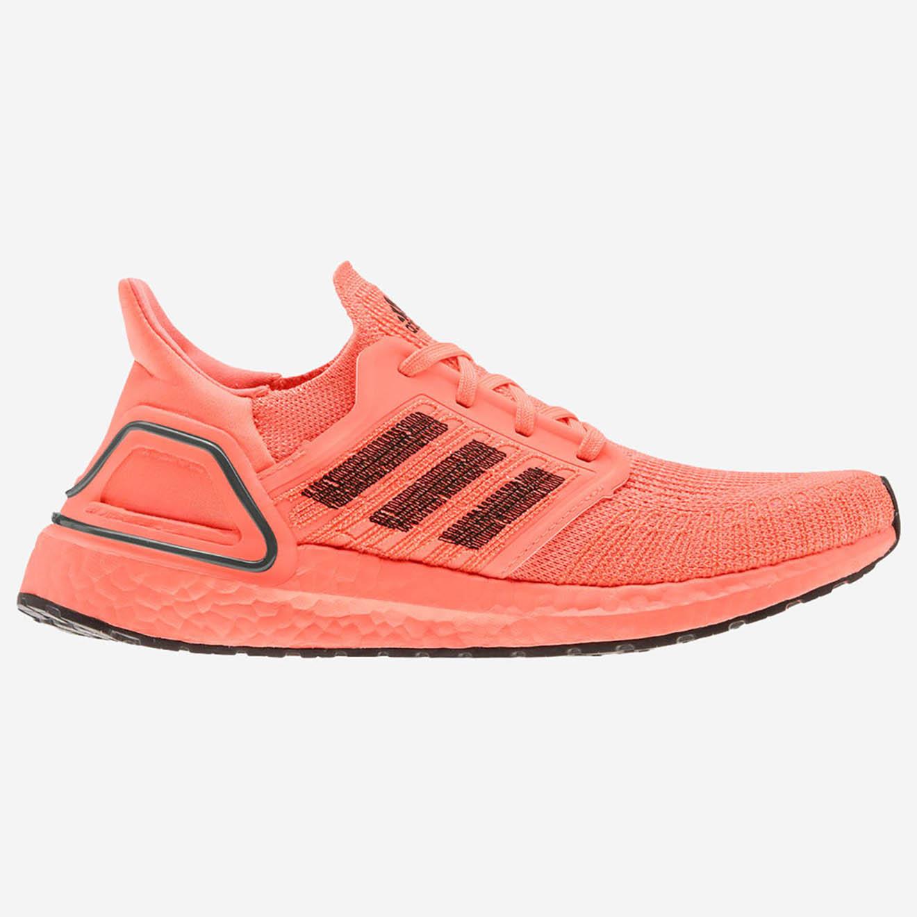 Baskets running Ultraboost 2 orange - Adidas - Modalova