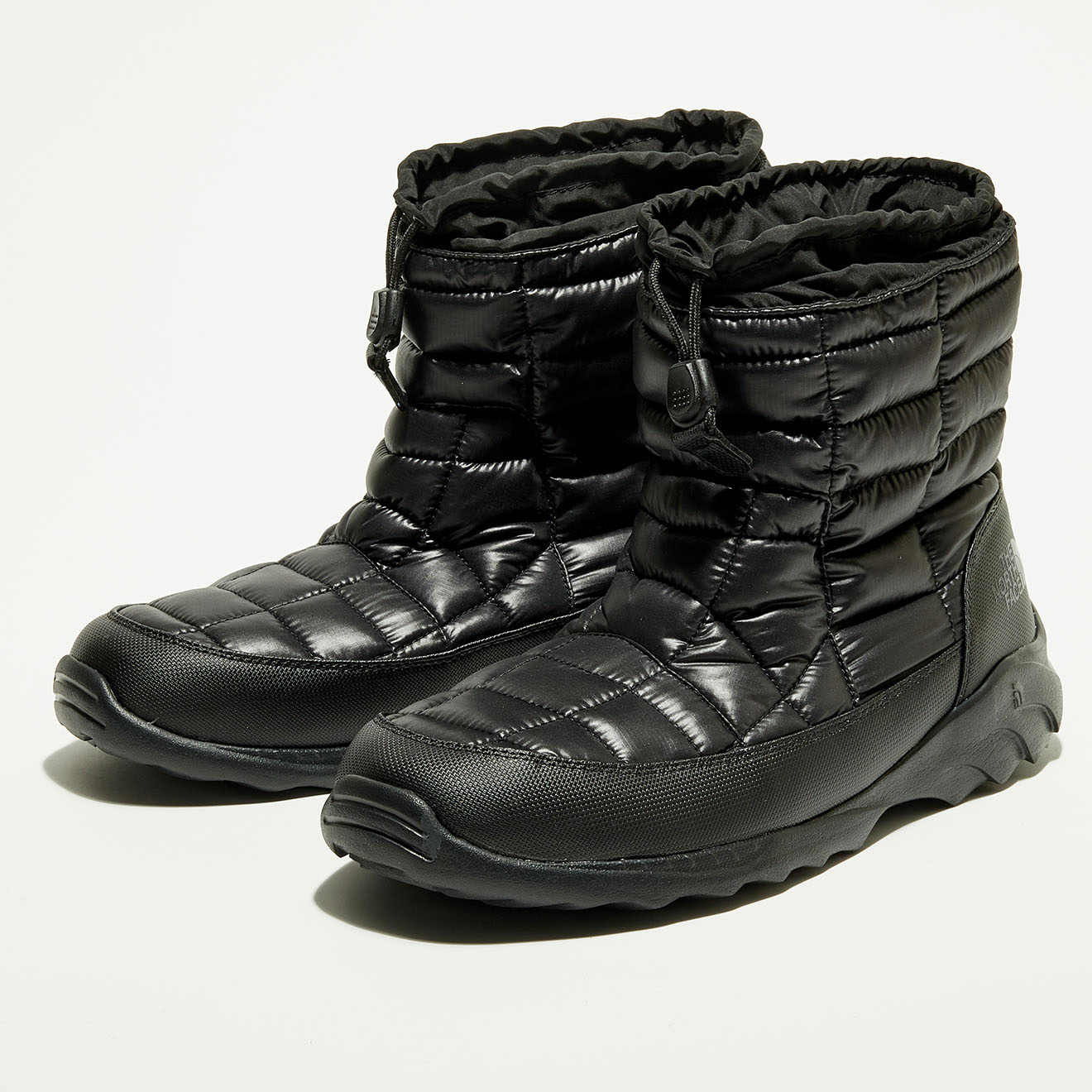 Boots Thermoball noires - The North Face - Modalova