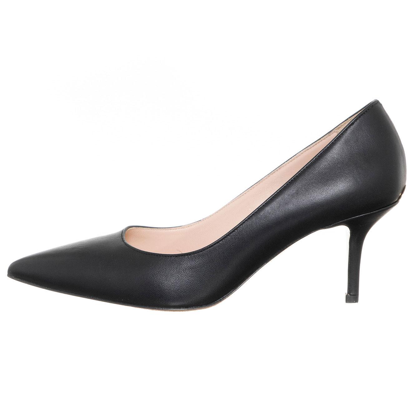 Escarpins en Cuir Audrey noirs - Talon 6 cm - Liu-Jo - Modalova