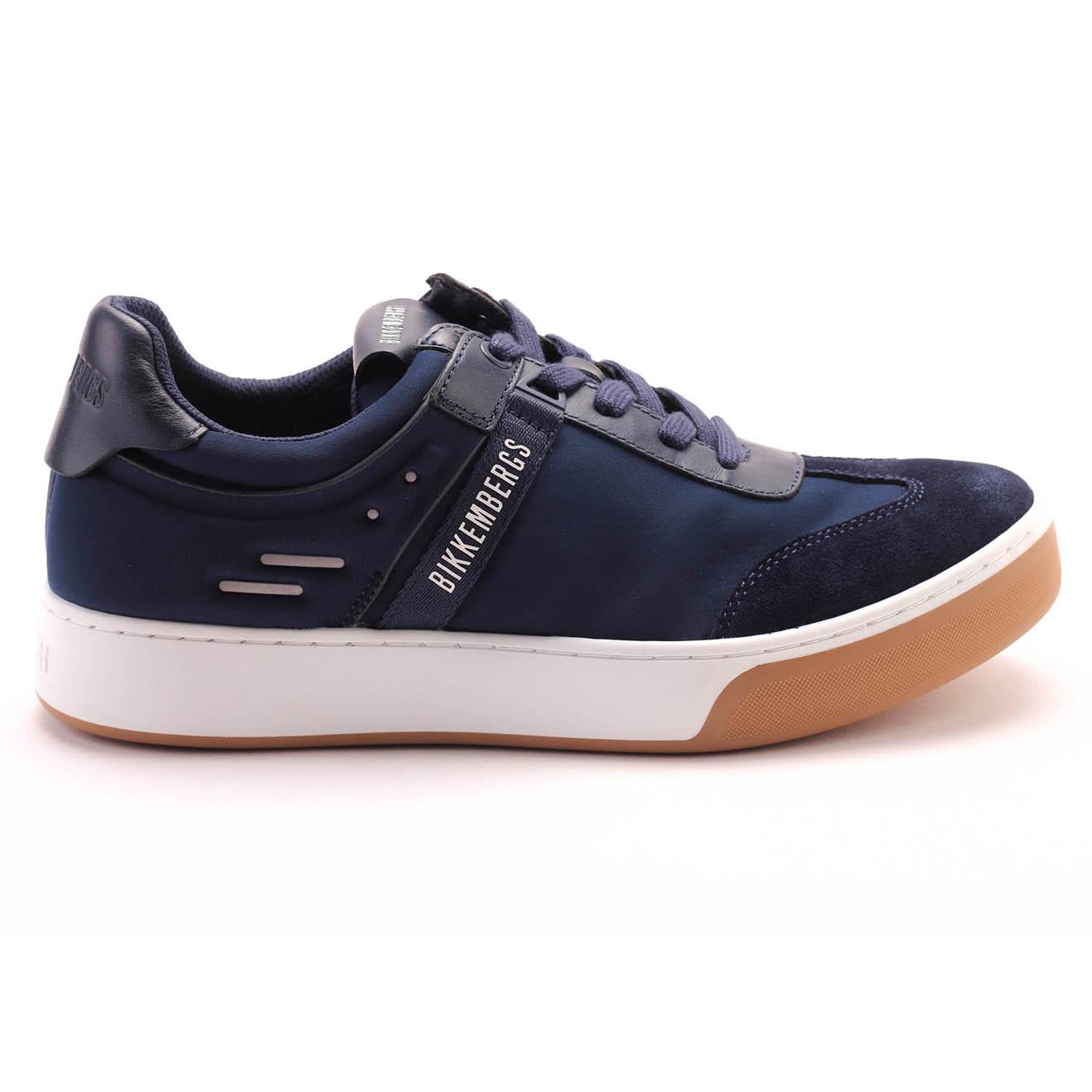 Sneakers Balduin bleu marine - Bikkembergs - Modalova
