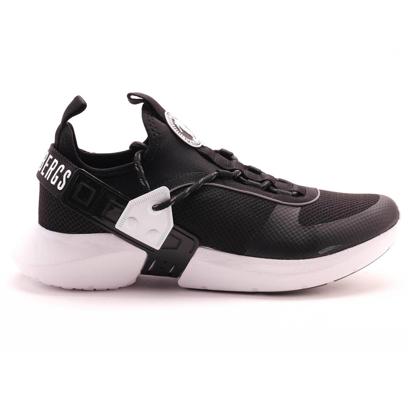 Sneakers Gregg noires - Bikkembergs - Modalova