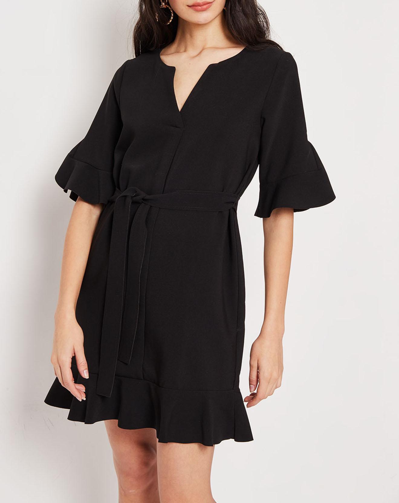 Robe Candice noire - Suncoo - Modalova