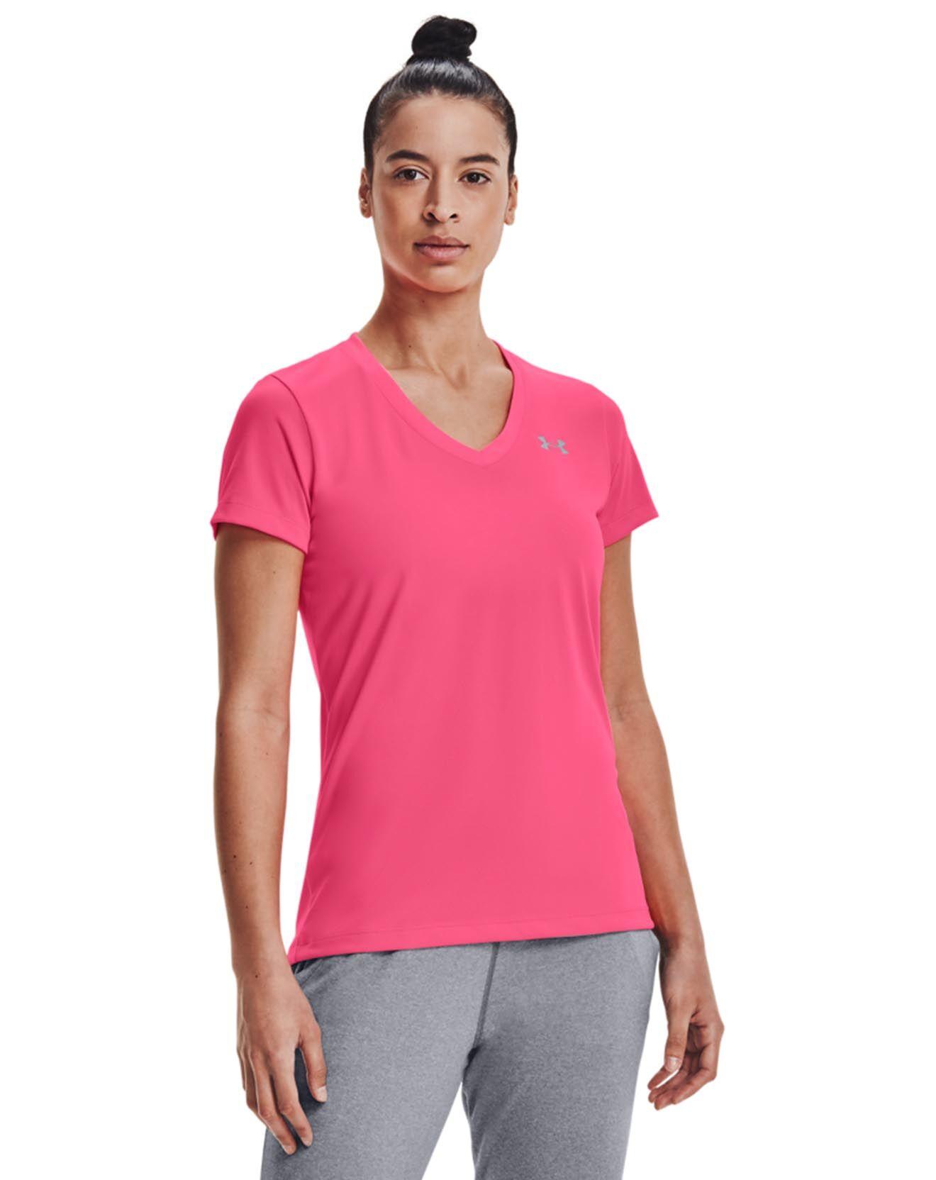 T-Shirt Tech rose - Under Armour - Modalova