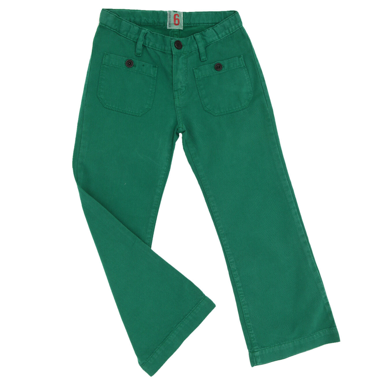 Pantalon varana coton vert
