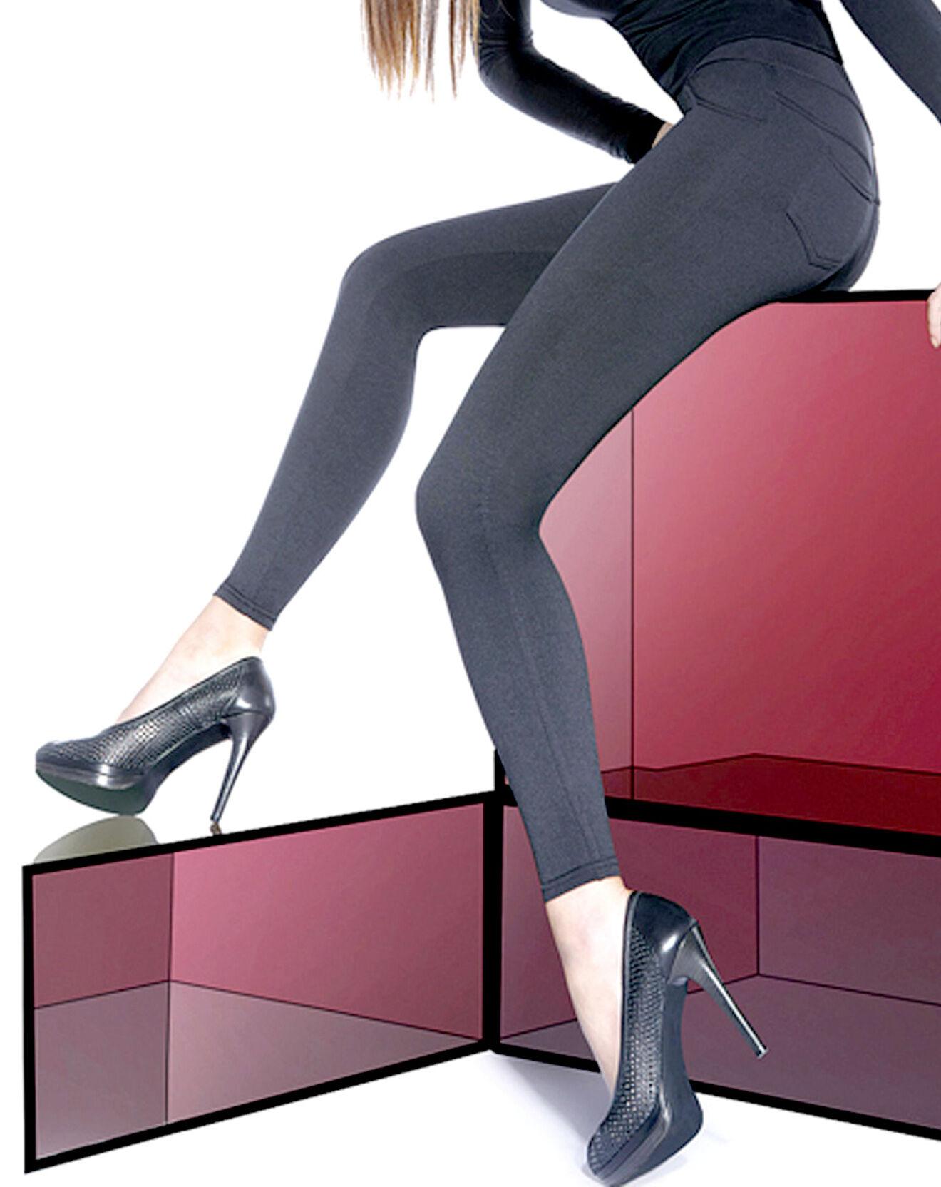 Legging marika 200 deniers noirs