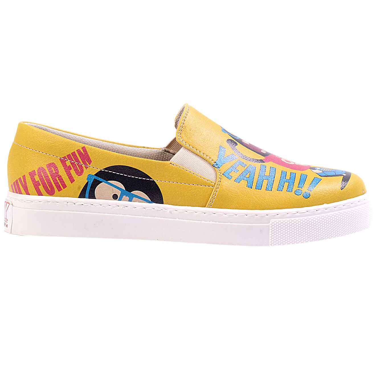 Slip On Fun multicolores