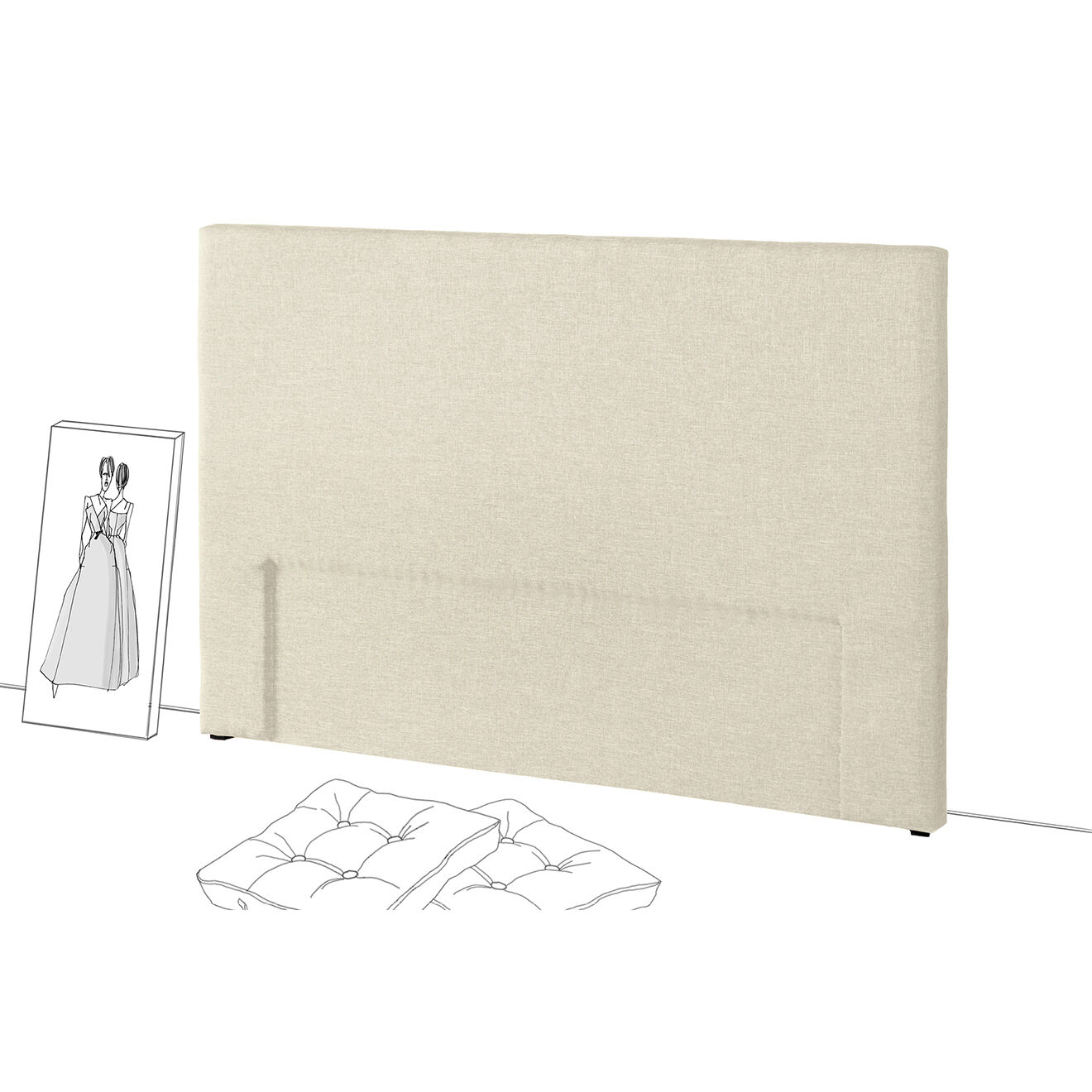 Beige Bazarchic Tritoo Mode Et Accessoire # Ruc Muebles Ferrini