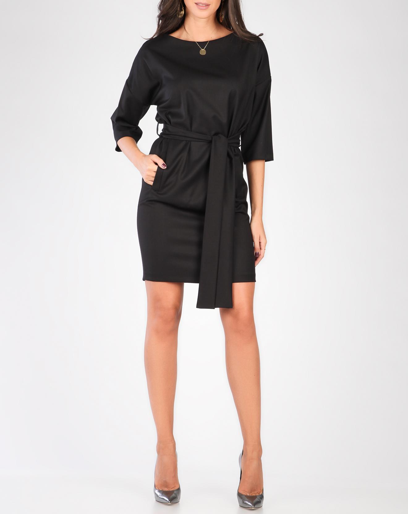 Robe Sofia noire