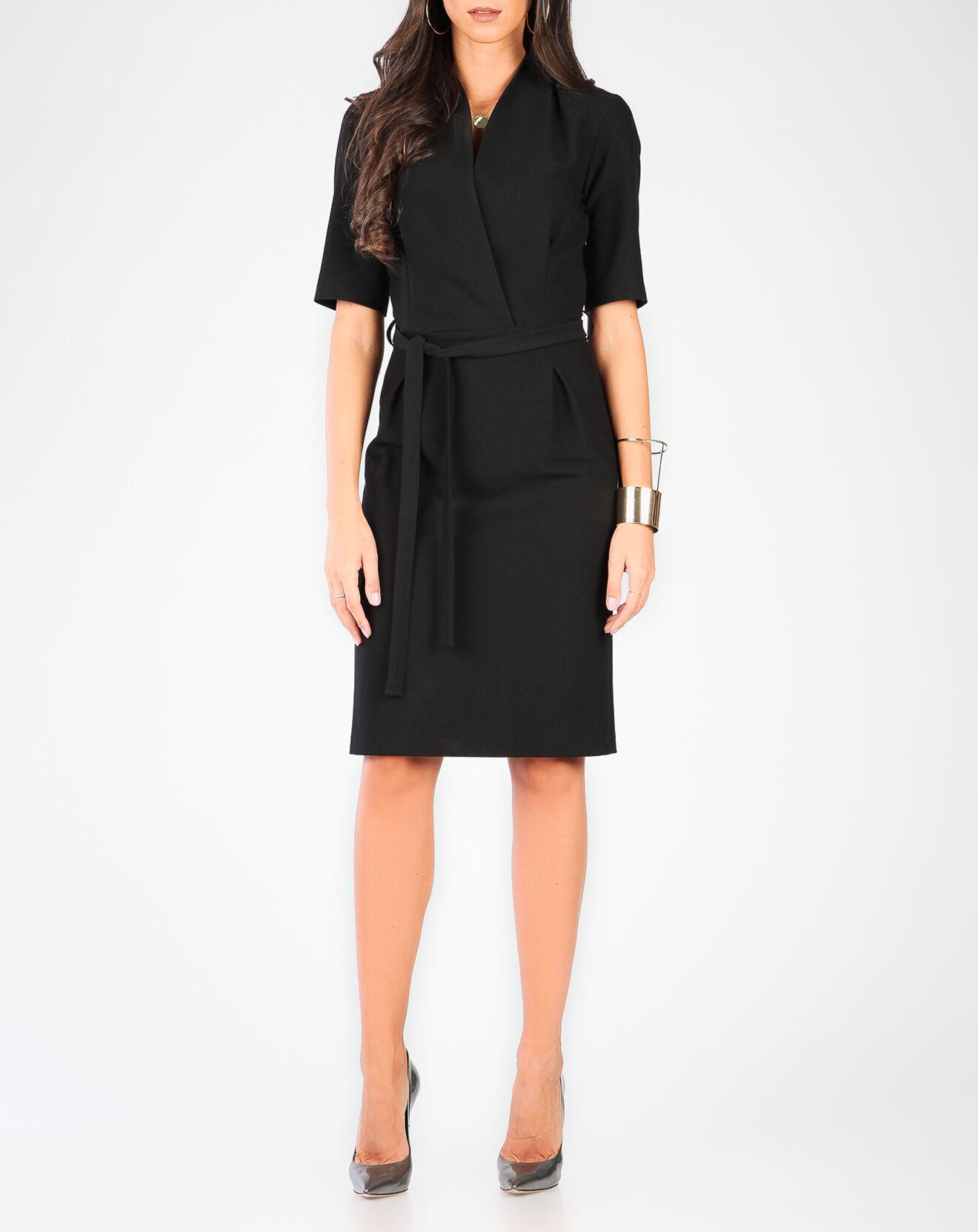 Robe Clémence noire