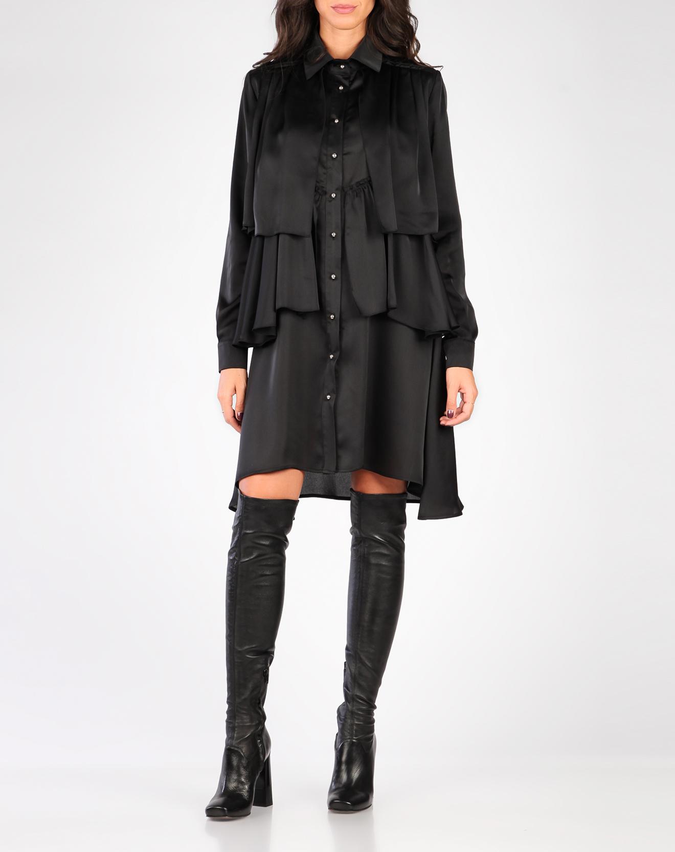 Robe Cathy noire