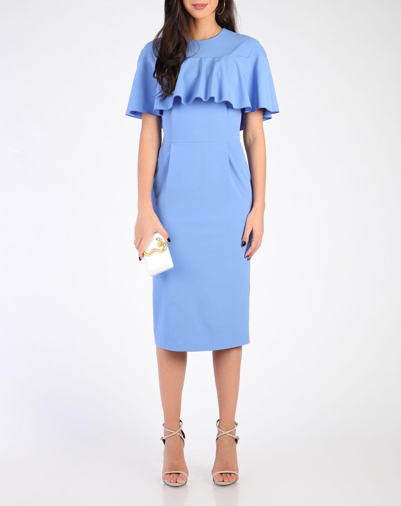 Robe Juliette bleue