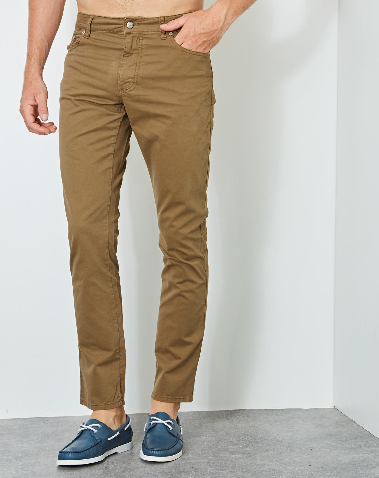 Pantalon Trinity camel - Hackett London - Modalova