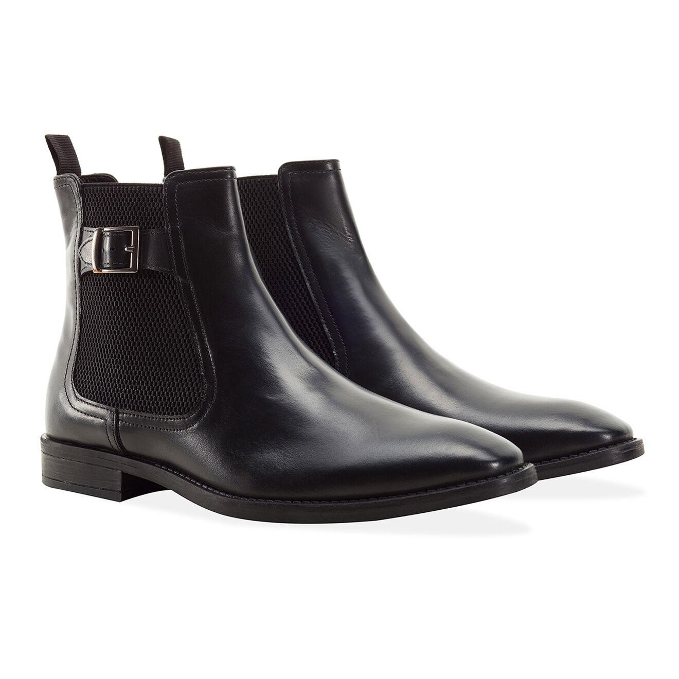 Chelsea boots en Cuir Harold noires - Redfoot - Modalova