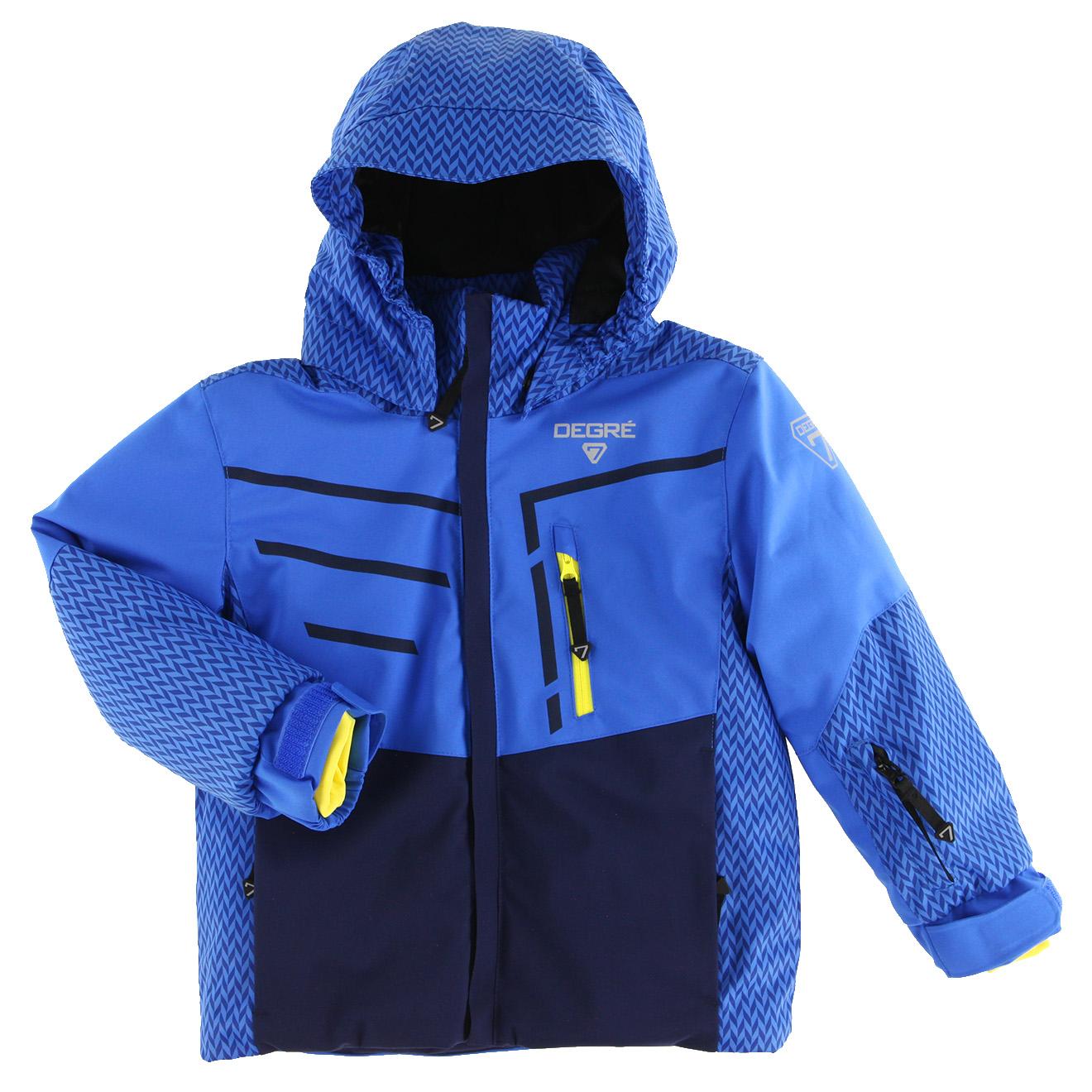 Veste de ski Astro bleue