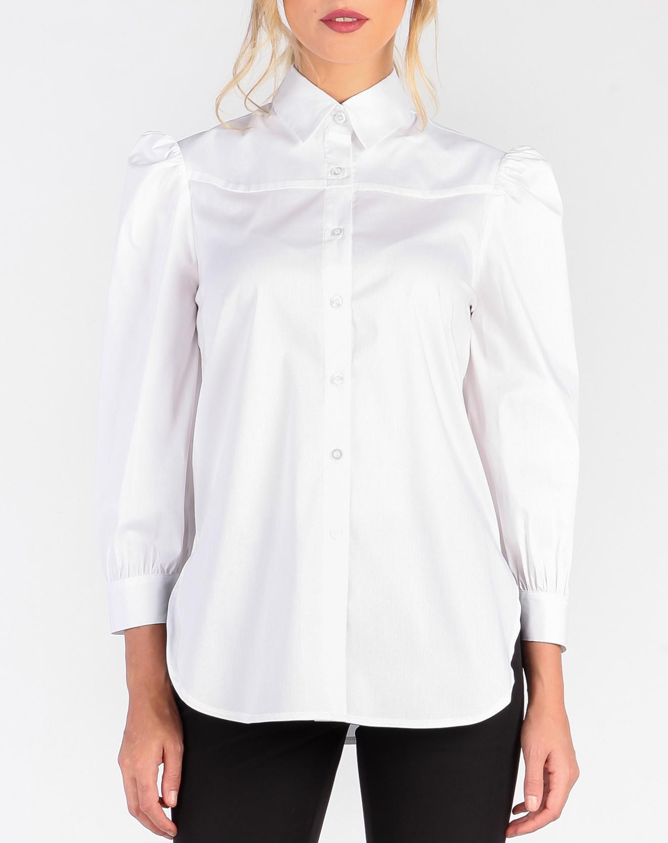 Chemise Alicia blanche