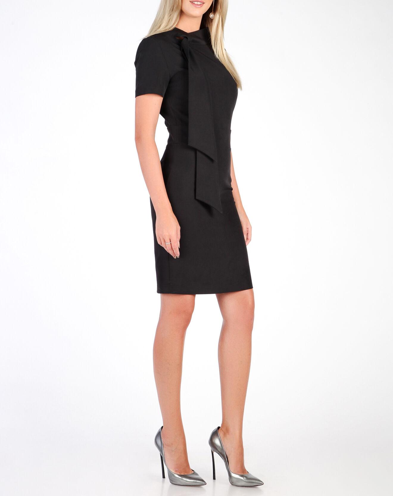 Robe Ninon noire