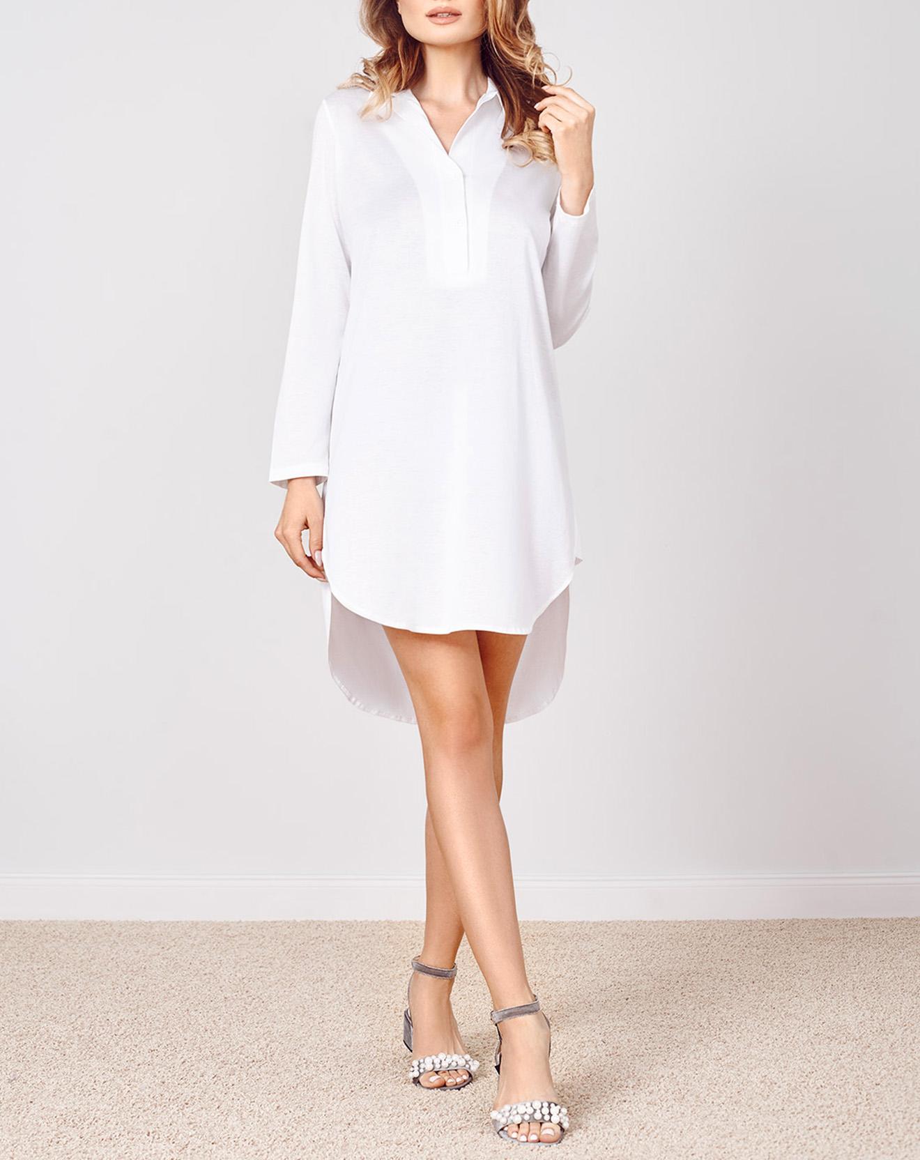 Chemise de Nuit Louisa blanche