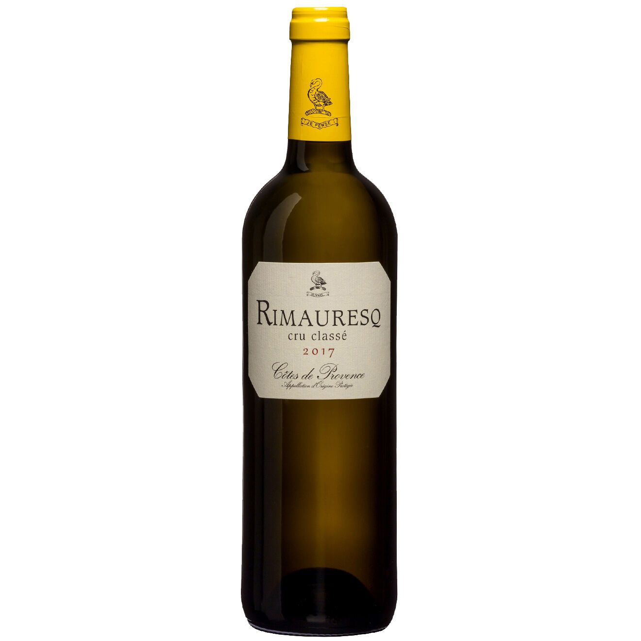 1 Côtes-de-Provence Blanc 2017 Rimauresq 75cl