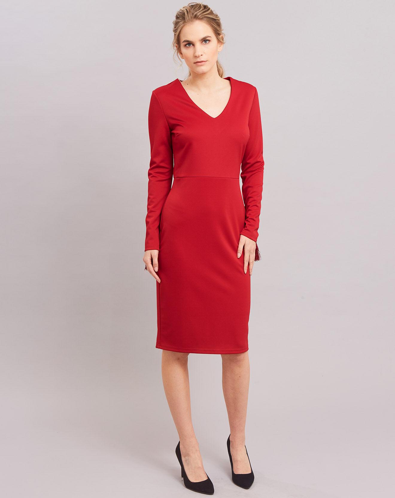 Robe Yatomi rouge
