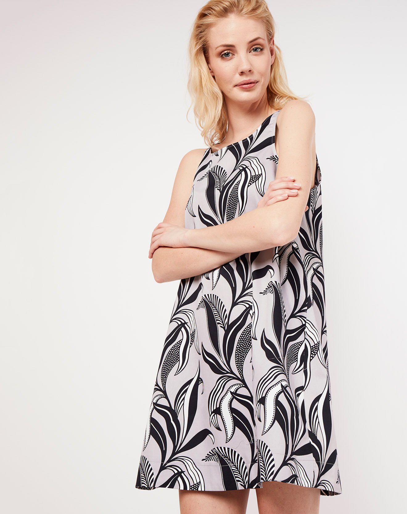 Robe Ely grise