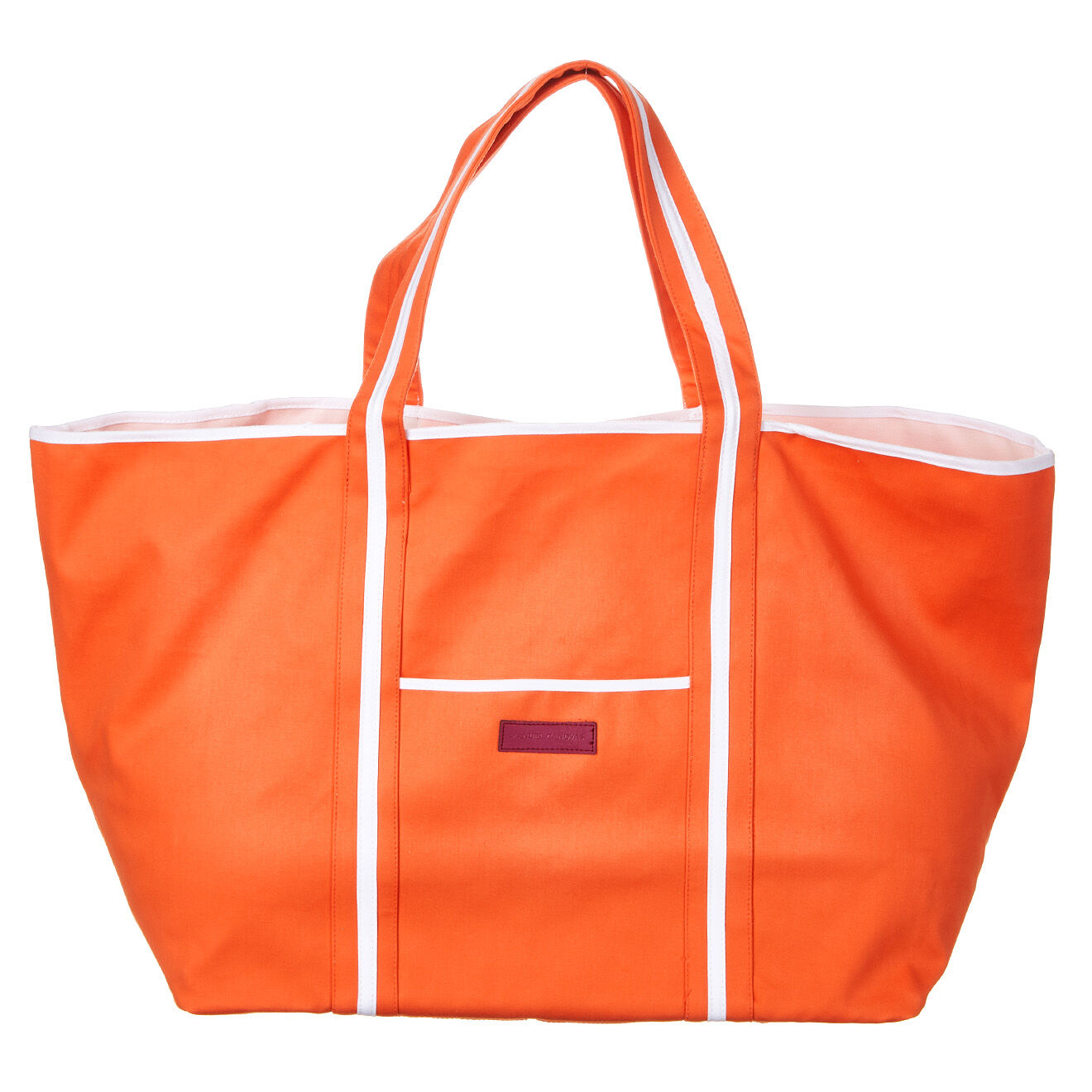 Sac Effy uni orange - 54x31x18 cm