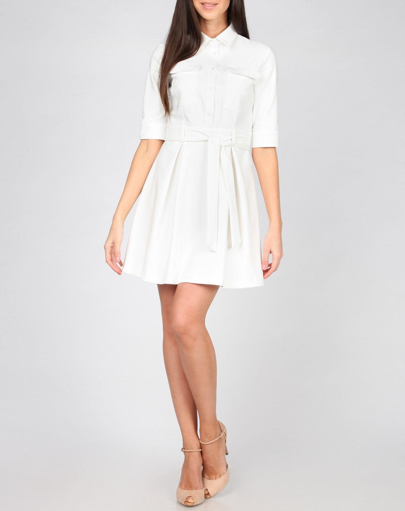 Robe Sasha blanche