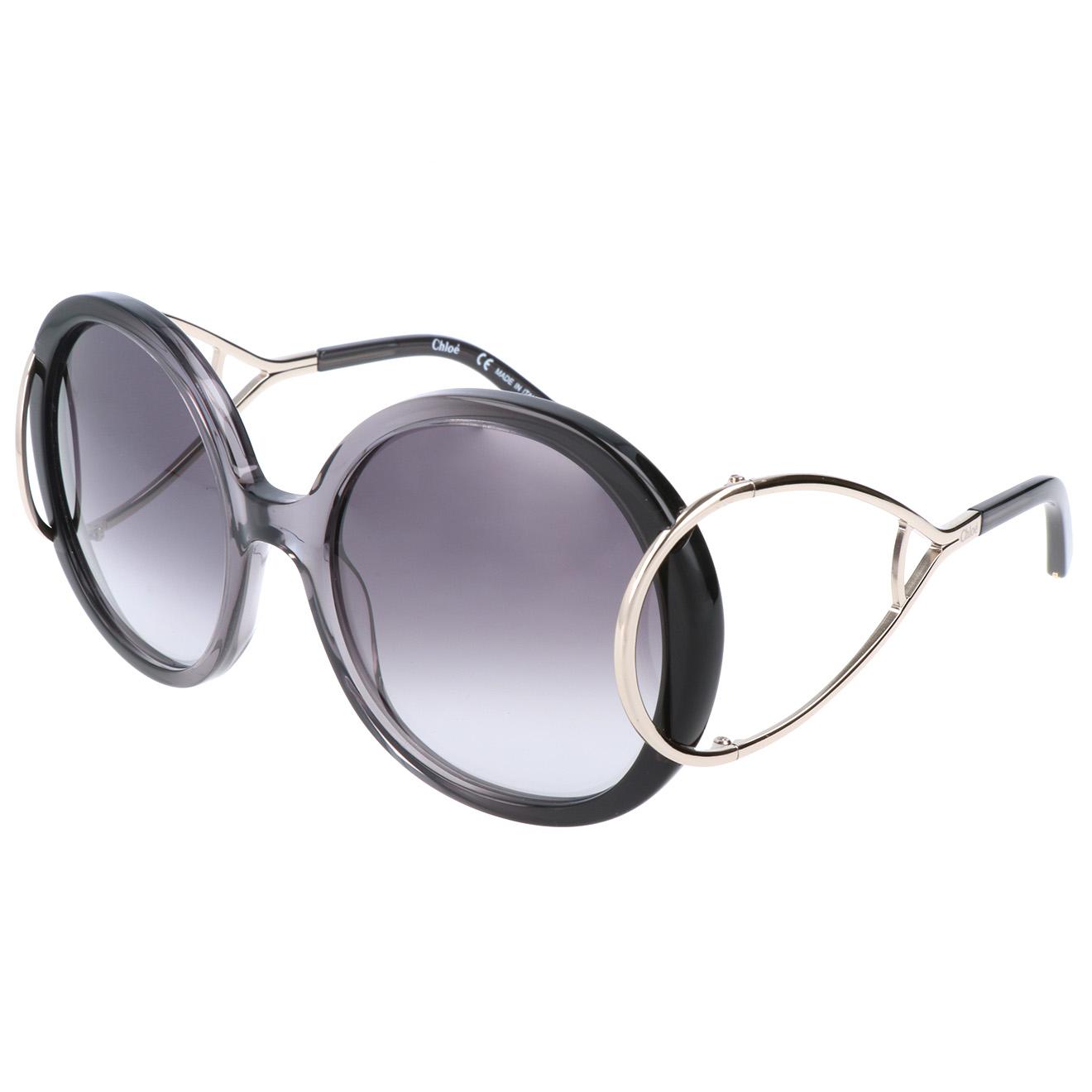 Chloé-femme-lunettes de soleil femme gris...
