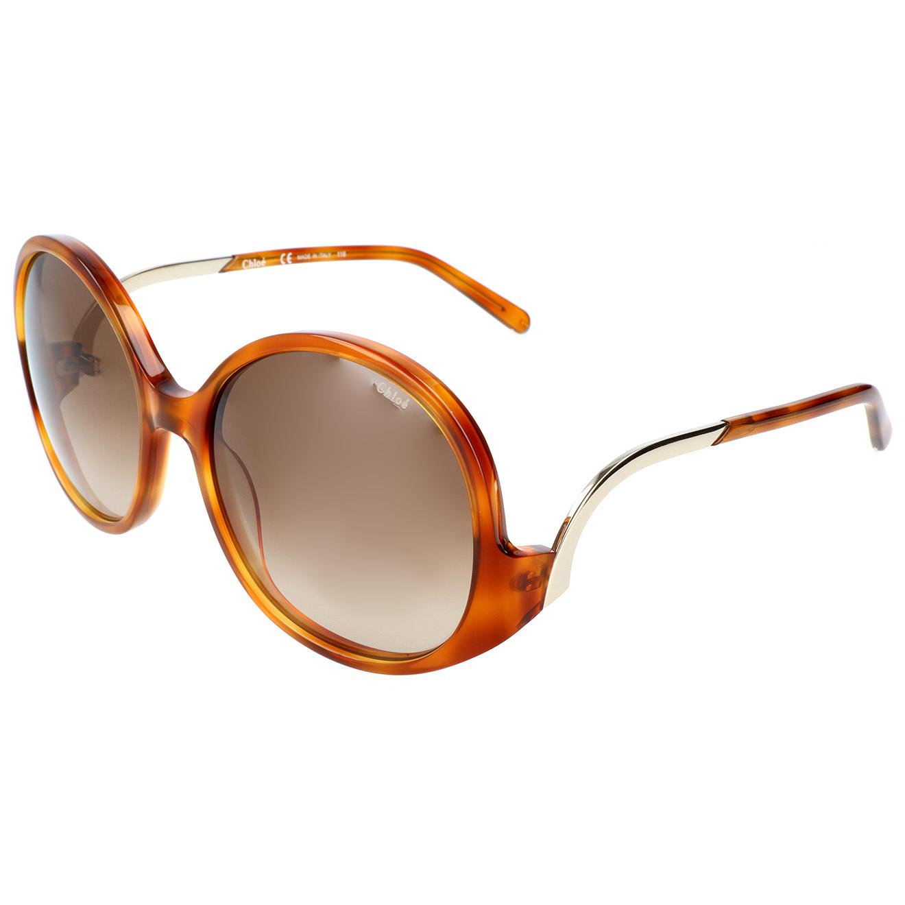 Chloé-femme-lunettes de soleil femme écaille-t.u