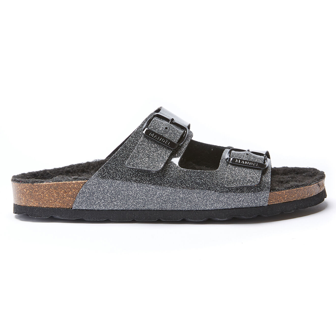 Sandales Alberto noires