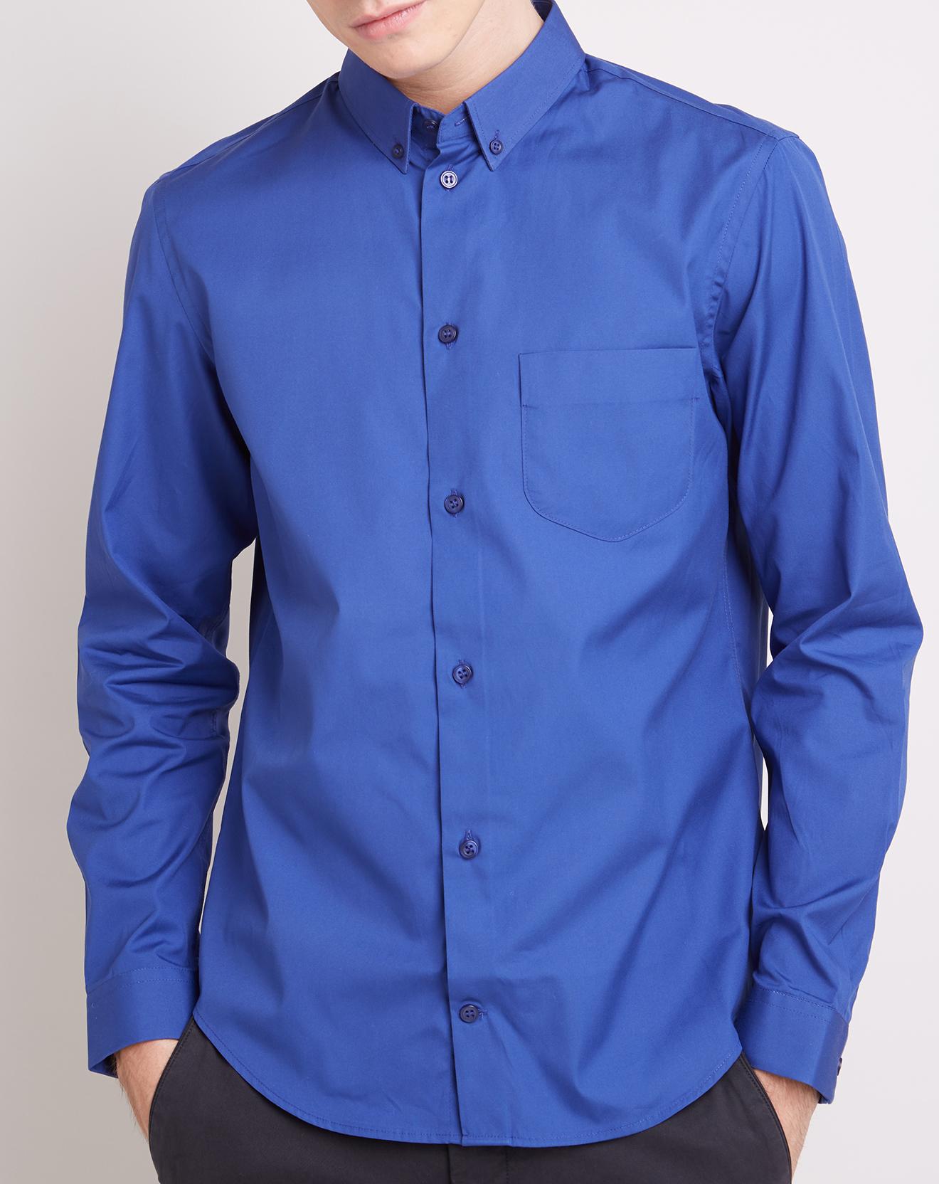 Chemise Classique bleue