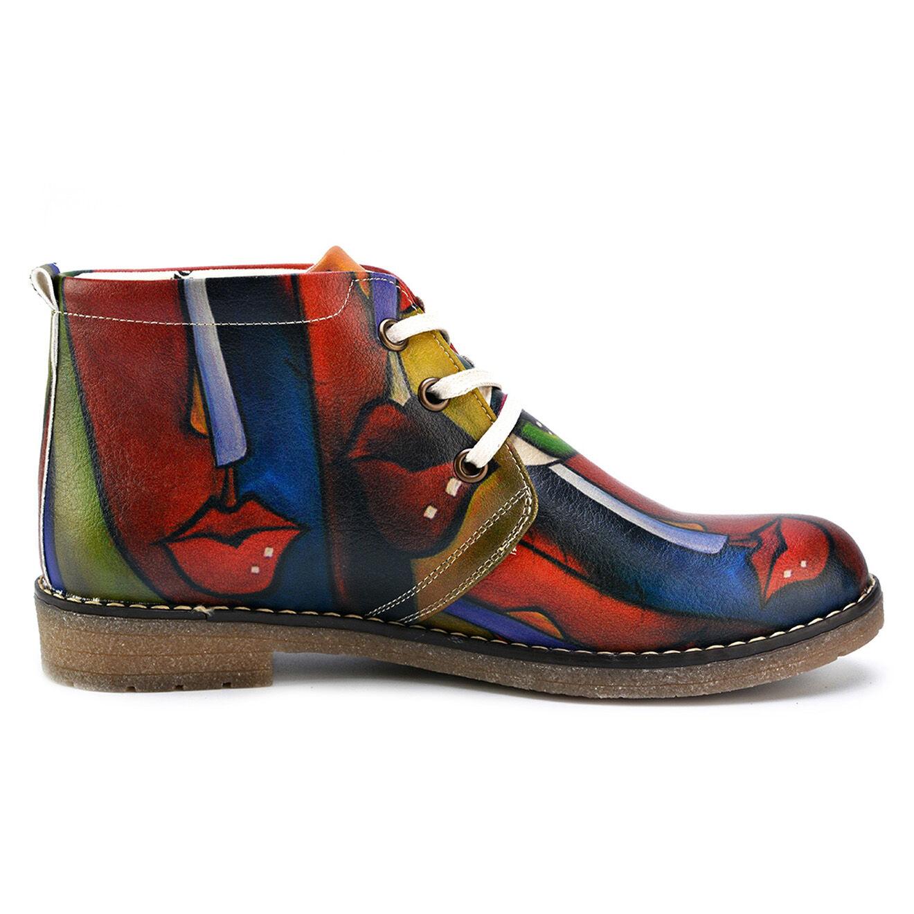 Desert Boots Domitille multicolores - Goby - Modalova