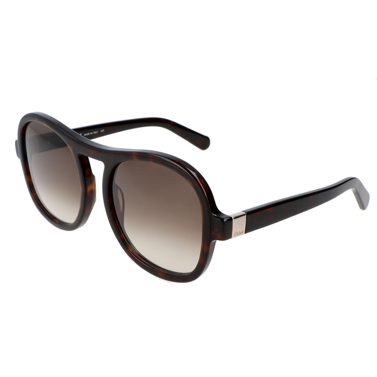 Chloé-femme-lunettes de soleil femme écailles...
